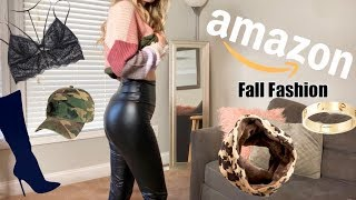Baixar AMAZON FALL FASHION FINDS 2019| AMAZON CLOTHING HAUL | Melissa Freeman