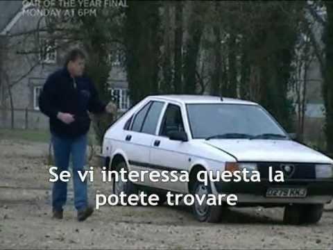 ALFA ROMEO ARNA | AUTO di MERDA .it