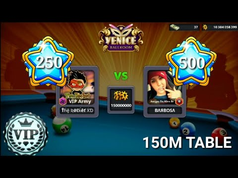 THIS HAPPENS ONLY WHEN YOU PLAY VENICE TABLE 😤 - EPIC CLEARANCE - 8BP Miniclip