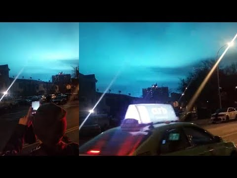 nouvel ordre mondial | What Really Just Happened Over New York? December 2018