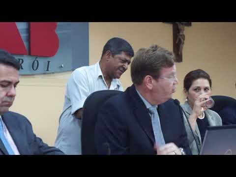 OAB/Niterói -  A Advocacia na Crise - palestrante Willam Douglas.