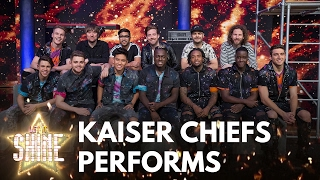 Eight of the boys perform with the Kaiser Chiefs - Let It Shine - BBC One