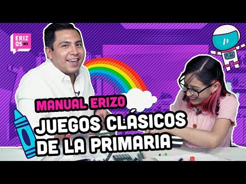 Los mejores JUEGOS CLÁSICOS de la primaria para el Día del Niño | Manual Erizo