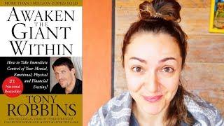 5 Best Ideas | Awaken the Giant Within (Tony Robbins) | Book Summary