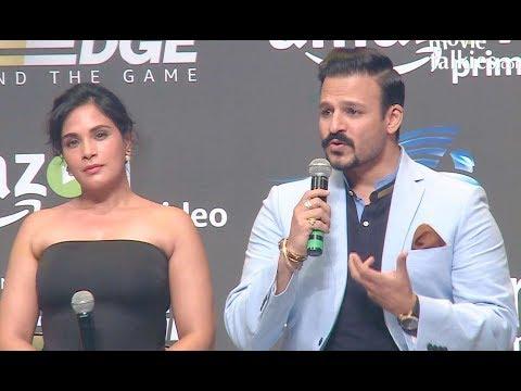 Inside Edge Trailer Launch | Vivek Oberoi, Richa Chadda, Farhan Akhtar