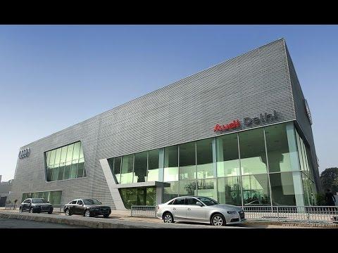 Audi Car Showroom Sarita Vihar South Delhi New DelhiIndia - Audi car showroom