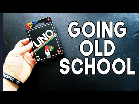 More Accessible UNO Game - The Blind Spot
