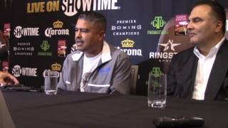 ROBERT GARCIA ROUND TABLE