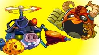 Angry Birds Epic #64 Тень Механического Титана Геймплей Walkthrough игра про мультфильм #КРУТИЛКИНЫ