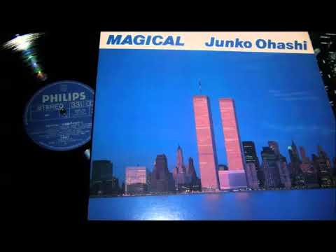 Junko Ohashi 大橋純子 ー MAGICAL Album (1983)