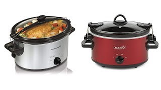 The 6 Best 4 Quart Slow Cookers