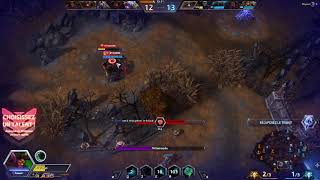 Miyavi en Live!  Heroes of the Storm