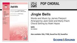Jingle Bells, arr. Jack Gold and Marty Paich – Score & Sound