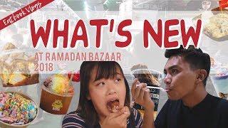 What's New at Geylang Serai Ramadan Bazaar 2018   Eatbook Vlogs   EP 40