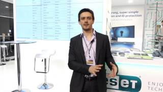 ESET Live vom Mobile World Congress 2015