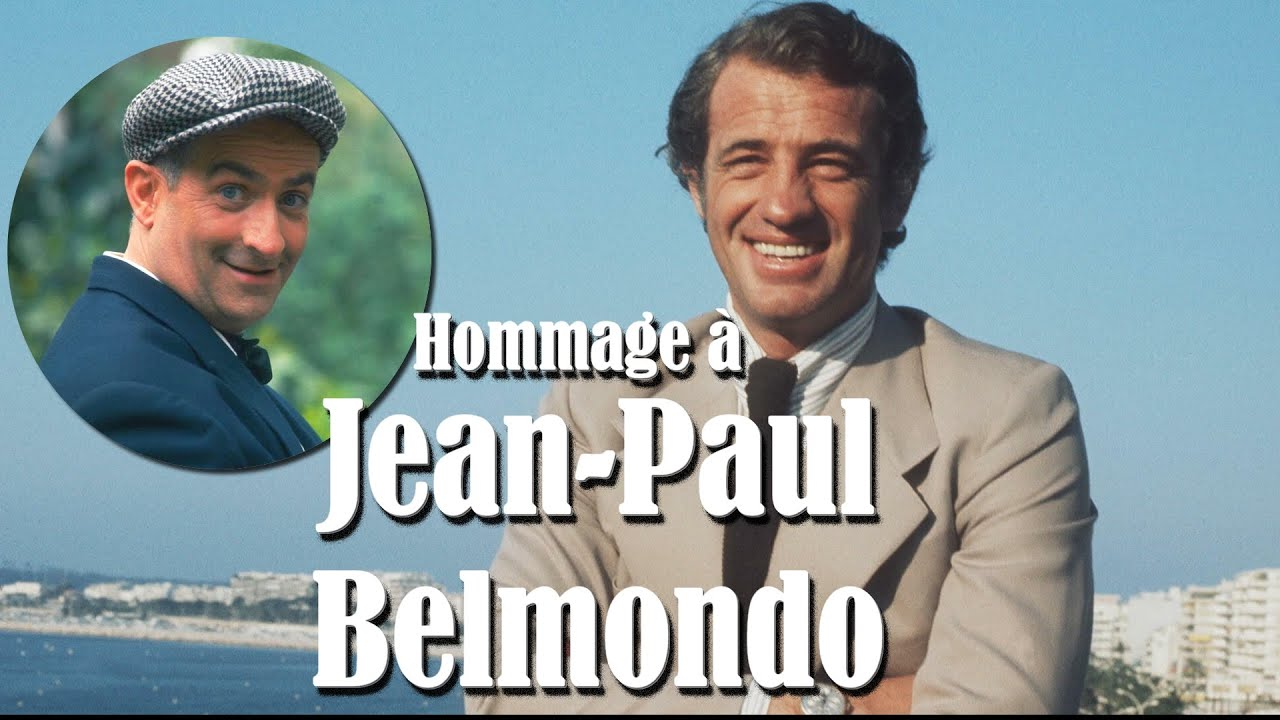 LOUIS DE FUNÈS VS JEAN-PAUL BELMONDO (HOMMAGE)