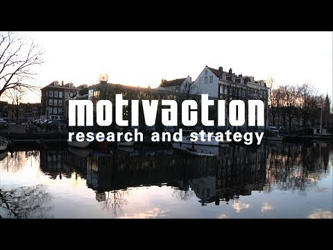 Marktonderzoeksbureau Motivaction International - Veranderingen