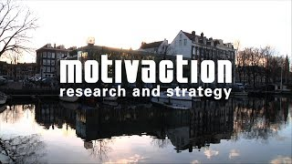 Marktonderzoeksbureau Motivaction International - Veranderingen