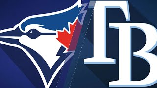 Rays hang on to defeat the Blue Jays, 5-3: 5/5/18