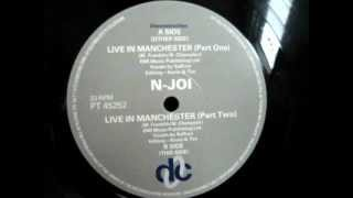 N Joi - Live in Manchester 1992 Part 1