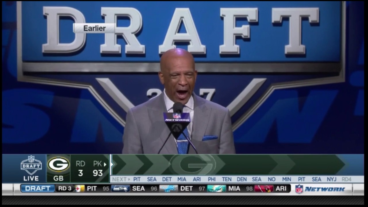 Cowboys Ring of Honor inductee Drew Pearson reacts emotionally ...