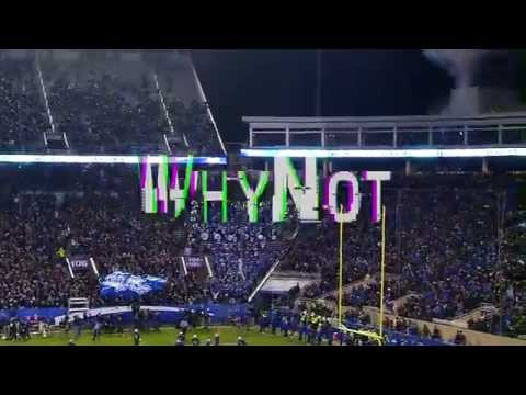 Kentucky Wildcats TV:Kentucky Football 2014