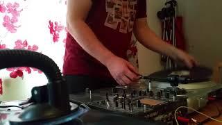 DJ MATTA Old School Scratch Session