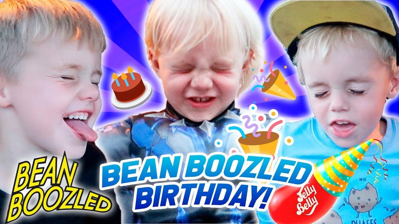 BEAN BOOZLED Birthday Party!