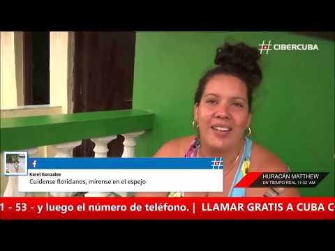 BREAKING: Devastation in Baracoa, Cuba