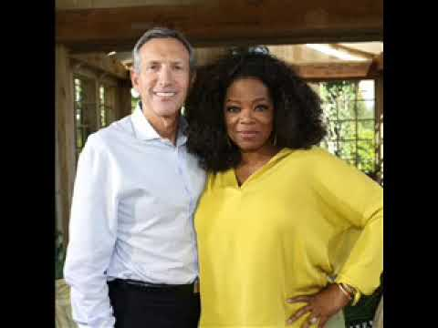 Oprah's SuperSoul Conversations Podcast - Howard Schultz: Pouring Your Heart into Your Business