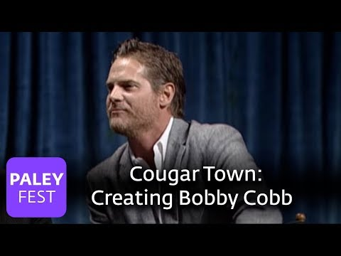 Cougar Town  Van Holt on Creating Bobby Cobb Paley Center