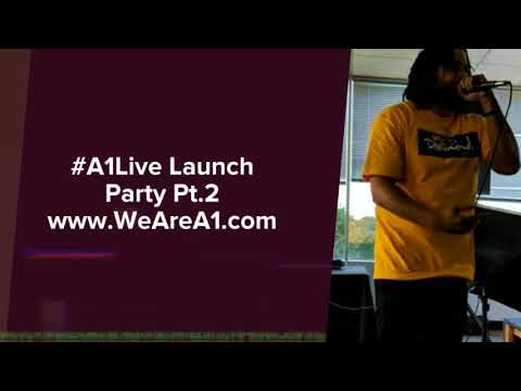 #A1Live Launch Party 2018 PT. 2