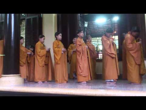Chú Tiểu Thiền Viện Thường Chiếu