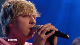 Philipp Poisel - Zum ersten Mal Nintendo (live bei ZDF aspekte, HD)