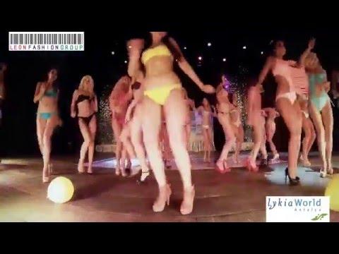 MISS EURASIA-2014 Final Bikini Show