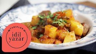 Tas Kebabı | Tas Kebabı Tarifi | İdil Yazar ile Kolay Yemek Tarifleri