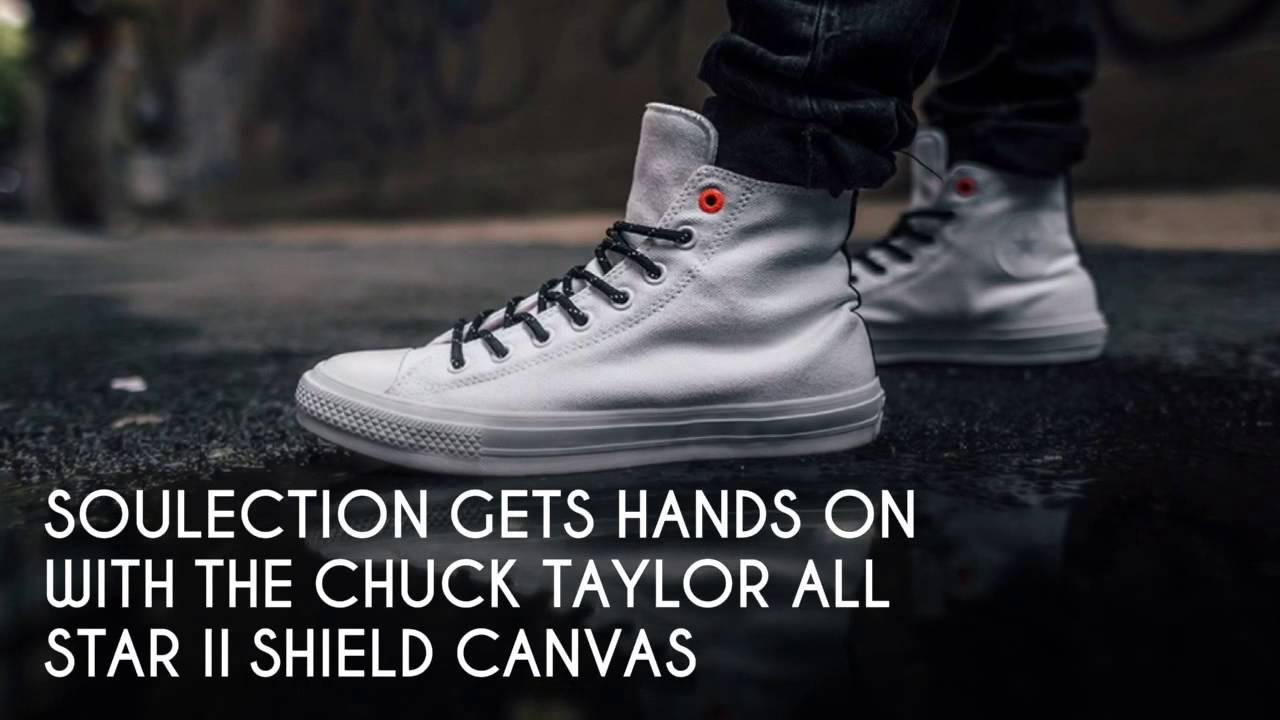 converse chuck taylor 2 shield canvas