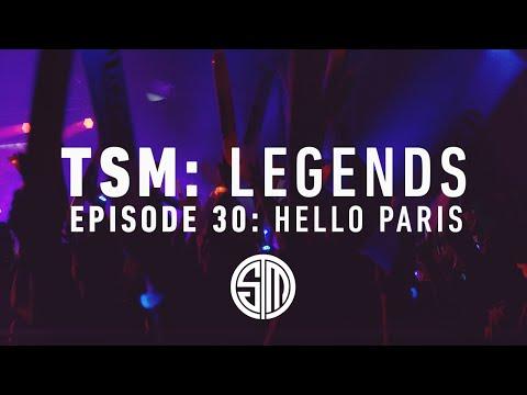 TSM: LEGENDS - Episode 30 - Hello Paris (Worlds 2015)