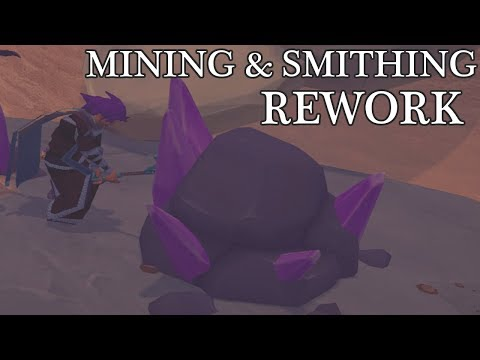 Runescape 3 - Mining And Smithing Rework Overview