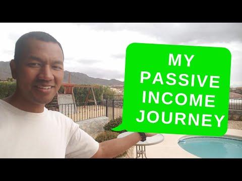 My passive income journey