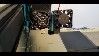 Artillery 3D Sidewinder X1 Heatsink Fan Replacement