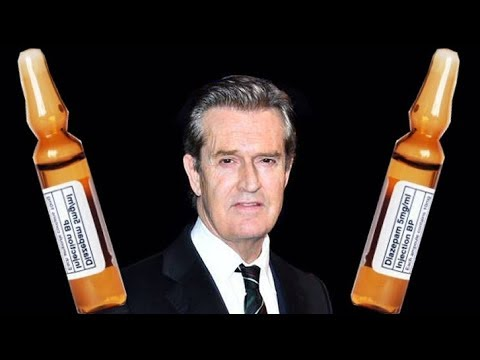 I chat with Rupert Everett about whoring (High on Diazepam)