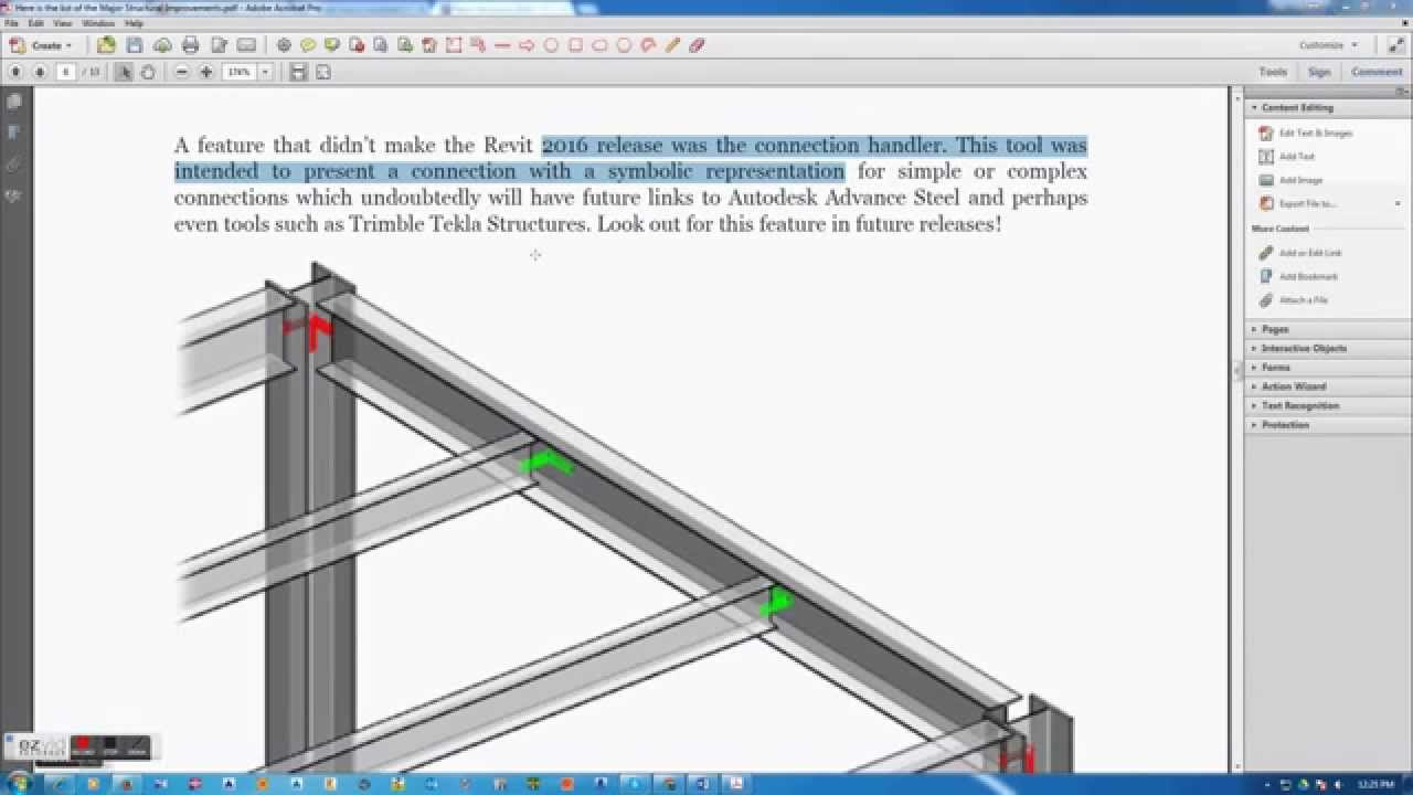 new features in autodesk revit structure 2016 youtube rh youtube com autodesk revit structure 2014 manual pdf autodesk revit structure 2014 manual pdf