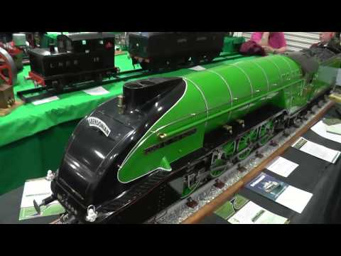 Model Engineering Exhibition Doncaster 2018