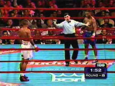 2-20-1999 Felix 'Tito' Trinidad vs Pernell Whitaker