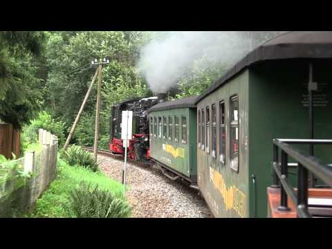 Lößnitzgrundbahn - Moritzburg - Radebeul Ost