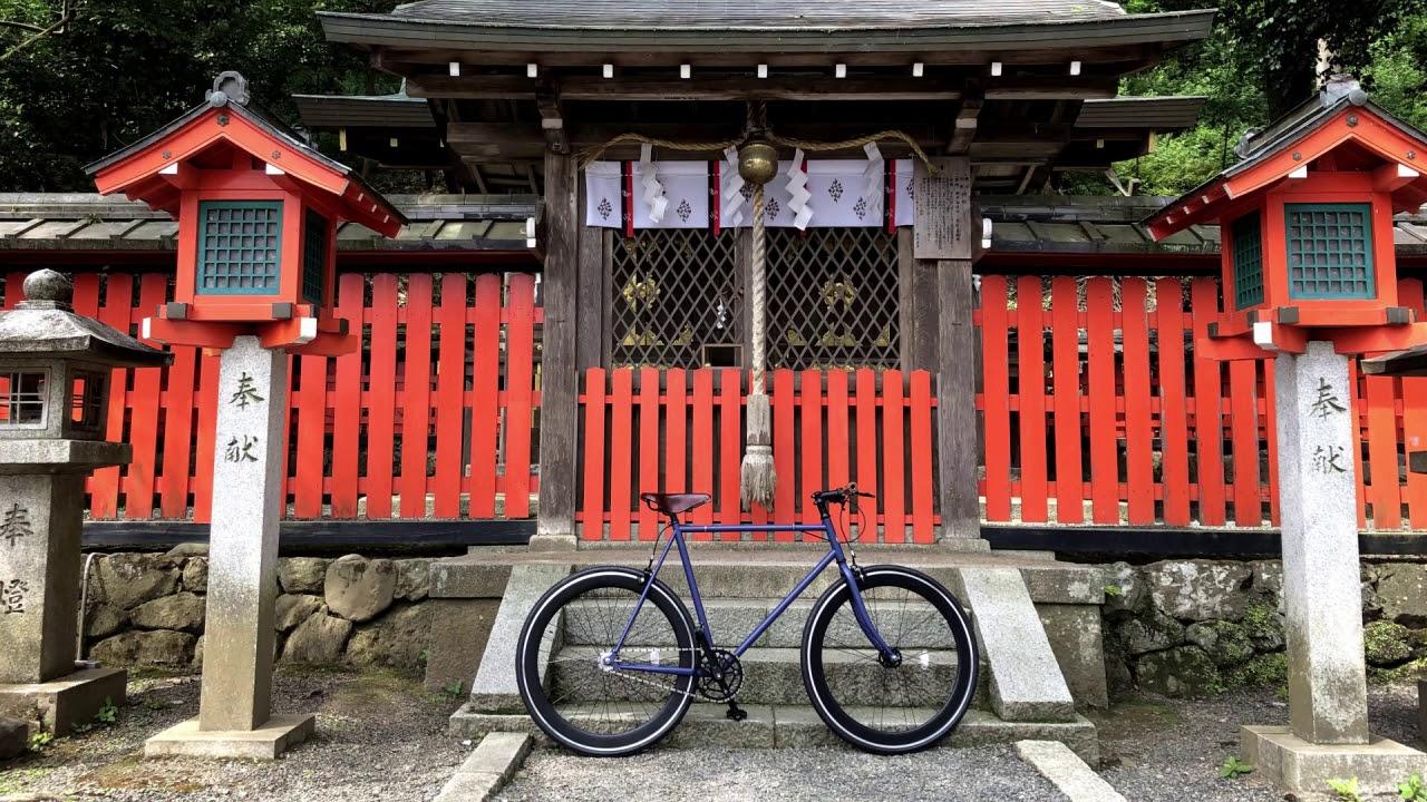 京都自転車 クロスバイク