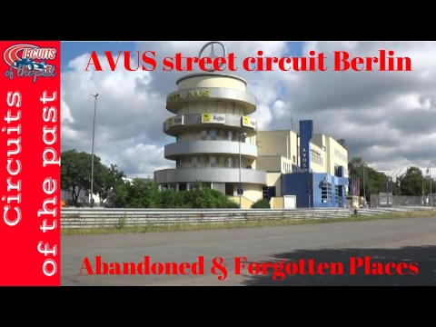 AVUS Race Track Berlin - Abandoned & Forgotten Places