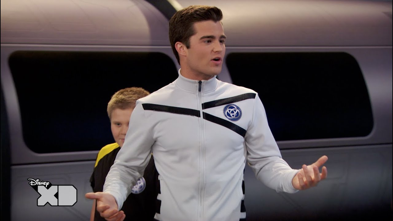 lab rats adam steps up official disney xd uk hd youtube