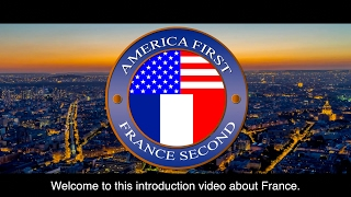 France welcomes Trump in his own words / America First - France Second thumbnail